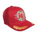 Casquette JT RACING - Victory Trucker Rouge