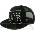 Casquette DC SHOES - Daxx Trucker Black