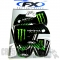 Kit déco FACTORY EFFEX - MONSTER 12 - KLX 110 (02/09)