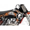Kit déco FACTORY EFFEX - METAL MULISHA 12 - SX/SXF 250/450 11/12
