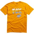 Tee shirt FOX RACING - Fairgrounds Orange 2012