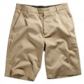 Short FOX RACING - Essex Solid Dark Kaki 2012