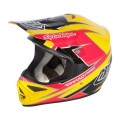 Casque TROY LEE DESIGNS - Air - Stinger Yellow / Pink 2013