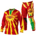Tenue complète TROY LEE DESIGNS - GP Air CYCLOPS Red / Yellow 2013