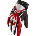 Gants FOX RACING (ENFANT) - DIRTPAW GIANT Red 2013