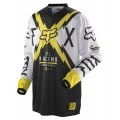 Maillot FOX RACING - 180° GIANT Yellow 2013