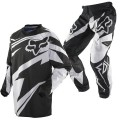 Tenue complète FOX RACING - HC 180° COSTA Black 2013