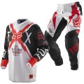Tenue complète FOX RACING - HC 180° GIANT Red 2013