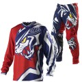 Tenue TROY LEE DESIGNS - GP PREDATOR Red 2013