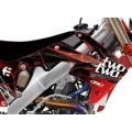 Kit déco FACTORY EFFEX - TWO TWO MOTORSPORTS - CRF 450 05/08