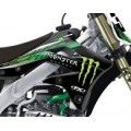 Kit déco FACTORY EFFEX Monster 13 - KXF 250 09/12