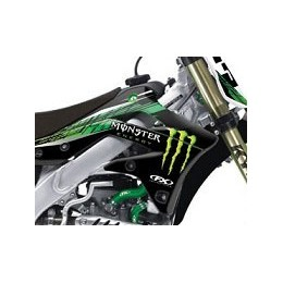Kit déco FACTORY EFFEX Monster 13 - KXF 250 2013/14