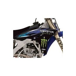 Kit déco complet FACTORY EFFEX MONSTER 13 - YZF 450 10/14