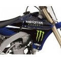 Kit déco FACTORY EFFEX MONSTER 13 - YZF 250/450 06/09