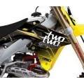 Kit déco complet FACTORY EFFEX TWO TWO MOTORSPORTS- RMZ 250 10/12