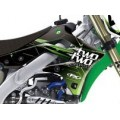 Kit déco complet FACTORY EFFEX - TWO TWO MOTORSPORTS - KXF 250 09/12