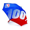 Parapluie 100 % - Premium Blue / Red