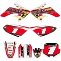 Kit déco PITSTERPRO X5 2013 - CRF 70