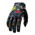 Gants O'NEAL - JUMP CRANK Black Multi 2014
