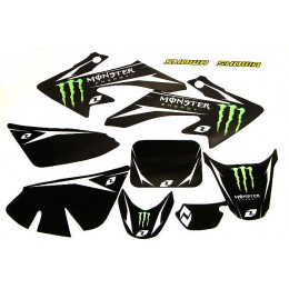 Kit déco MONSTER - type CRF 50