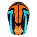 Visière de Casque TROY LEE DESIGNS - Air - DELTA Orange 2014
