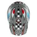 Visière de Casque TROY LEE DESIGNS - Air - P-51 Matte Grey 2014