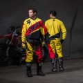 Tenue SHIFT - ASSAULT RACE Red / Yellow 2014