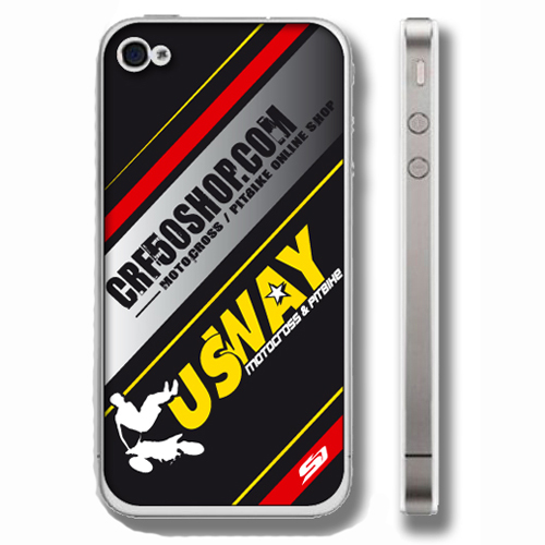 Sticker US WAY pour Iphone 4 - Classic